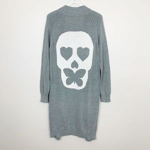 Mumu Mellow | Big Bang Sweater Butterly Skull S